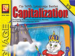 Capitalization: Up With Language Series