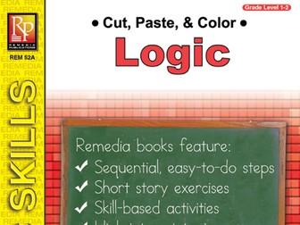 Logi: Cut, Paste, & Color