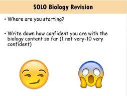 Revision for Triple GCSE biology