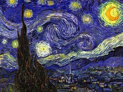 Vincent Van Gogh's Starry Night Art Planning for EYFS/Foundation Stage 2/Reception