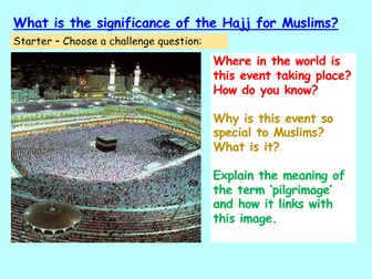 Hajj : Islam