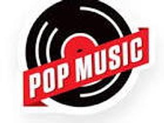 EDUQAS  / WJEC A Level Music pop bundle