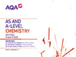AQA AS and A2 Periodicity COMPLETE LESSON PACKAGE