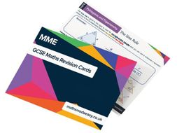 Maths Made Easy GCSE Maths Revision Cards