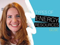 FUN GCSE Energy Resources Video