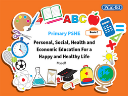Primary PSHE: Myself Unit Book C Year 2/Primary 3