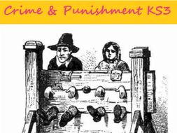 3. The Criminalisation of Poverty in Early Modern times :  Crime & Punishment KS3