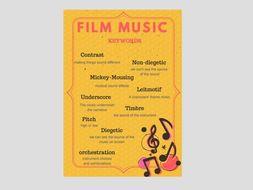 Film Music Keywords