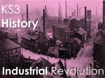 KS3 Industrial Revolution