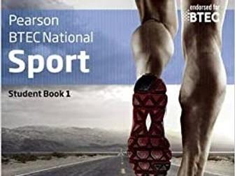 Unit 1 - BTEC Sport - Complete