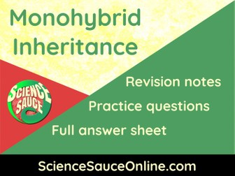 Monohybrid Inheritance