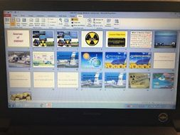 Nuclear Power Powerpoint - new GCSE AQA D&T Design and Technology