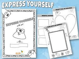 Express yourself - Social and Emotional