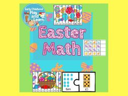 Easter Math Packet