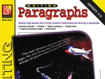 Writing Paragraphs: Writing Basics Series