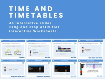 Time & Timetable - Year 7, Key stage 3