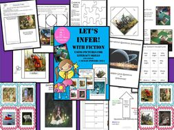 Let's Infer with Fiction Interactive Reading Comprehension