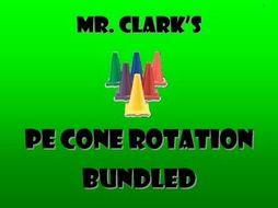 PE Cone Rotation Bundle