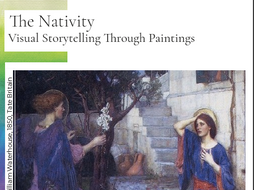 The Nativity: Visual Storytelling Through Paintings