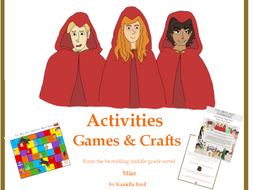 Fun Game and Craft Ideas inspired by Miist by Kamilla Reid