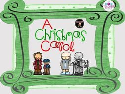 A Christmas Carol presentation (Adapted) - Stave 2   Teaching Resources