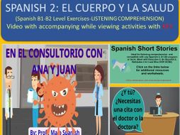 En el Consultorio: Spanish B1-B2