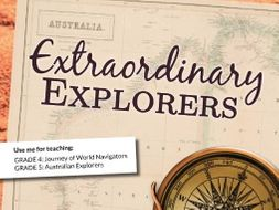 Extraordinary Explorers Mega Resource Bundle