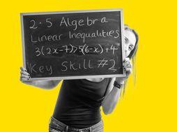 Inequalities | Algebra | AS & A-Level Mathematics
