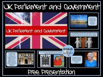UK Government and Parliament Presentation