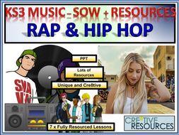 Rap and Hip Hop KS3 Unit -