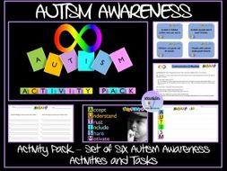 Autism Awareness: Activity Pack