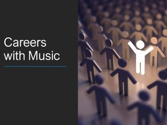 Increase knowledge of careers using music