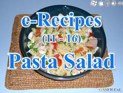 47. Pasta Salad (e-Recipe)