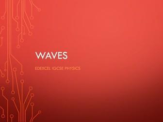 Physics Edexcel IGCSE PowerPoints - Waves