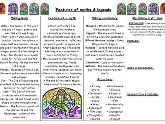 Myths & Legends (Vikings)