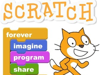Scratch Game Design / Programming Unit of Work