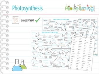 Photosynthesis - Concept map (KS4)