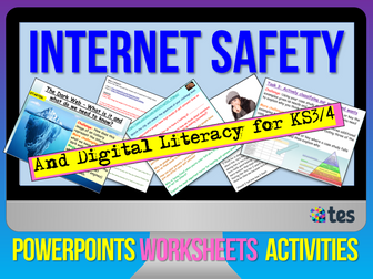 Internet Safety - Internet Safety Unit
