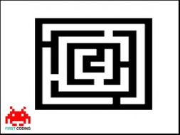 Scratch - Amazing Mazes - With working example