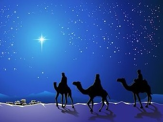The Christmas Story (5-page booklet)