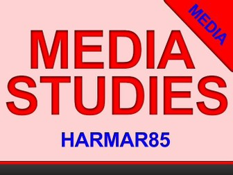 MOCK EXAM - GCSE Media Studies - AQA - PAPER ONE - NEW SPEC (2019) [SERIES D]