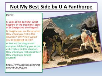 U A Fanthorpe - Not my best side