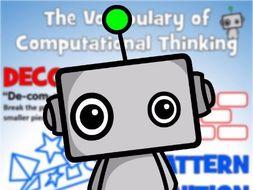 Computational Thinking Poster: The Vocabulary of Computational Thinking