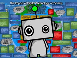 GCSE 9-1 Computer Science: Impact of Digital Technology on Society