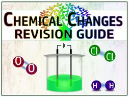 GCSE Chemistry 9-1: Chemical Changes (Acids, Alkalis and Electrolysis) Revision Guide