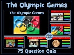 The Olympic Games Quiz