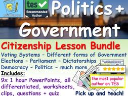 Politics + Parliament
