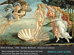 Renaissance Art ~ Art History ~ 183 Slides