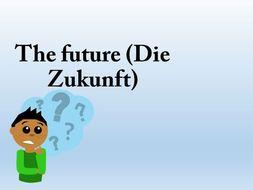 The future tense - German