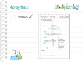 Plant nutrition and reproduction 4x crosswords ks3ks4 by photosynthesis equation crossword ks3ks4 ccuart Images